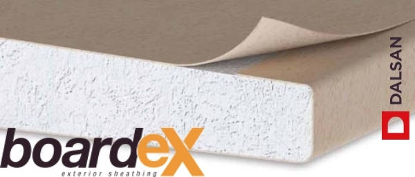 BoardeX Exterior Sheathing